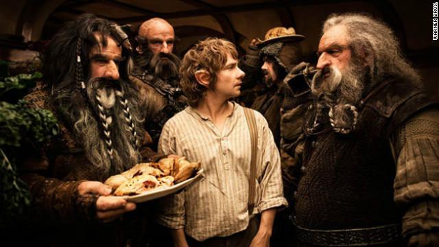 hobbit brown shirt