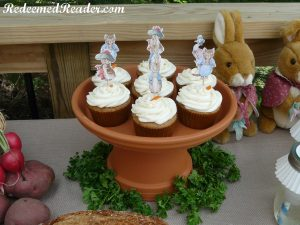peter rabbit party 4