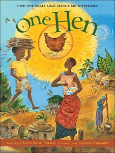 one hen cover