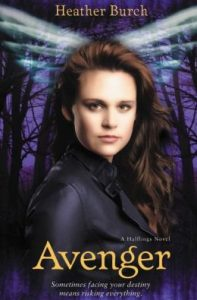 Avenger, by Heather Burch. Zondervan Blink, 2013, 272 pp., for ages 15-up