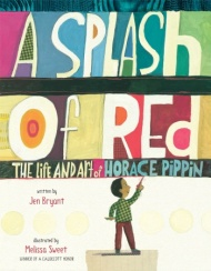 splash of red cover