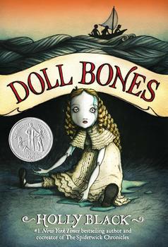doll bones sticker