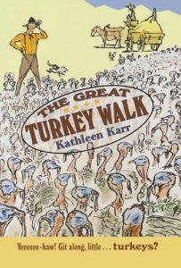 turkey walk