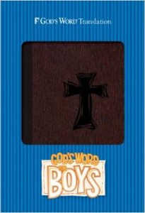 bible-God's word for boys