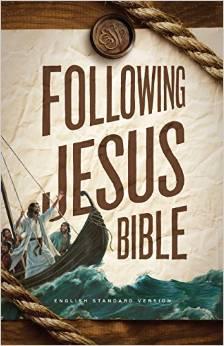 bible-following Jesus