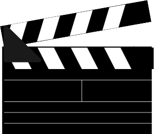 RR_clapperboard movies