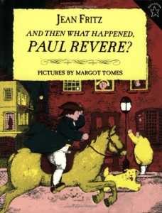 RR_And Then What Happened Paul Revere