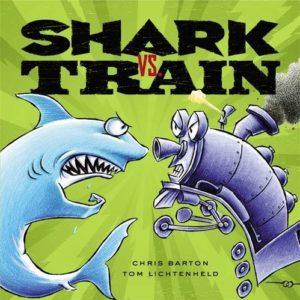 RR_shark v train