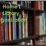 Home Library Organization: Weeding out the MUSTY titles!