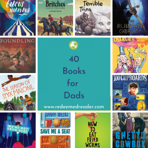 40 Books for Dads to Read to Their Kids (+ Printable)