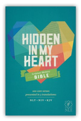 bible review nlt hidden in my heart scripture memory bible