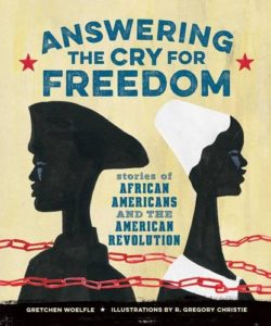 cover of answering the cry