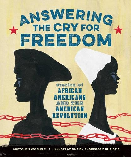 cover for answering the cry for freedom