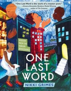 Newbery Buzz #4: One Last Word and I'm Just No Good at Rhyming