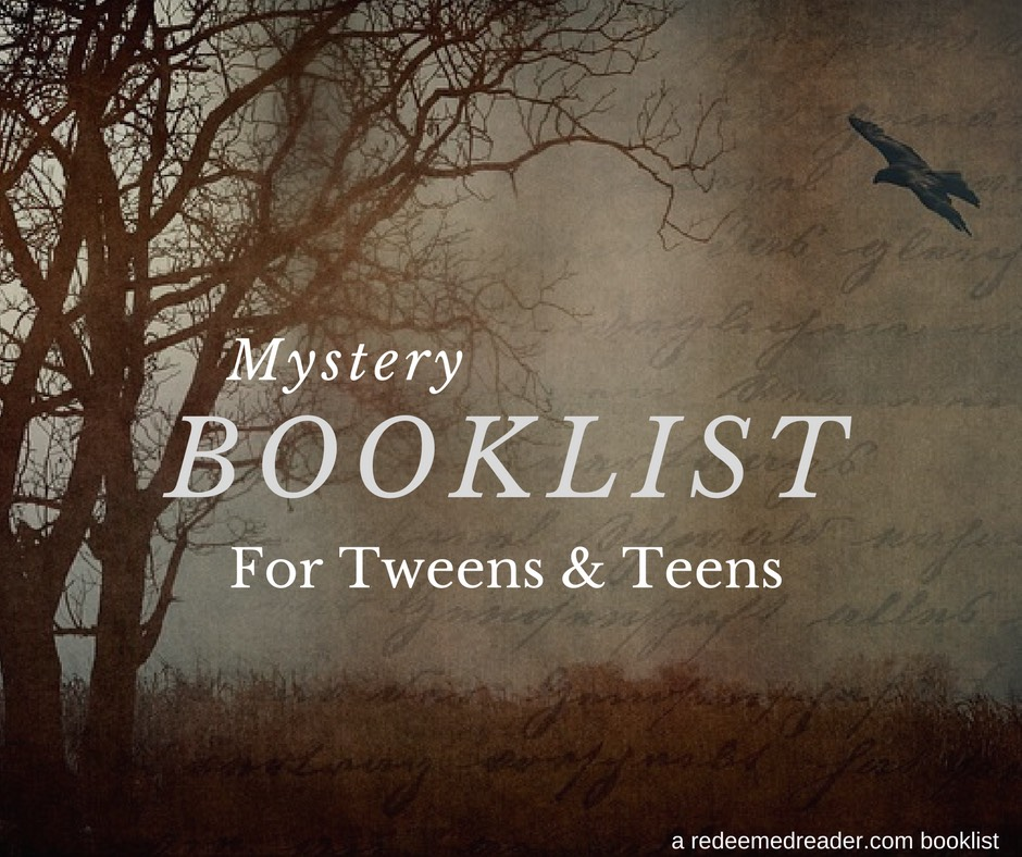 Mystery: Mystery Book List For Elementary, Tweens, And Teens