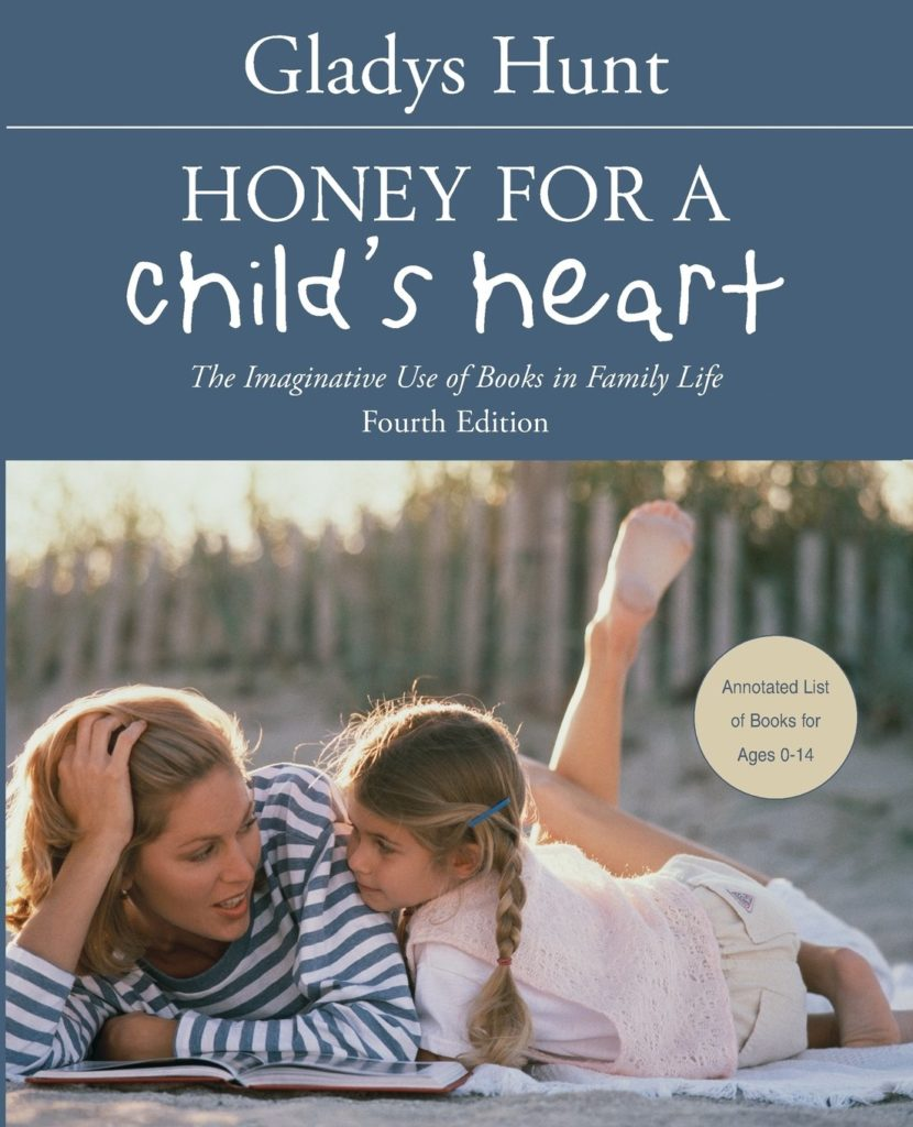 Cover image of Honey for a Child's Heart