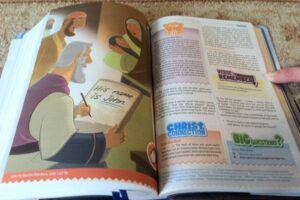 Bible Review: CSB Big Picture Interactive Bible