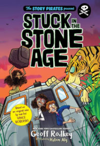 Stone age books for schools