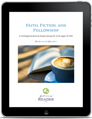Faith, Fiction, & Fellowship Reading Guide for Small Groups