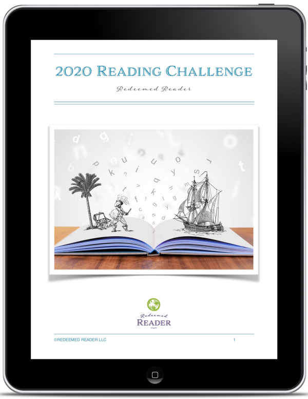 2020 Reading Challenge for Kids and Teens