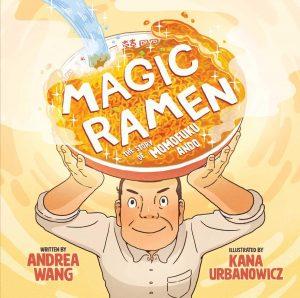 Magic Ramen Cover