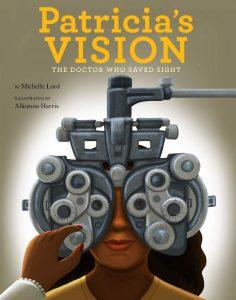 Patricia's vision cover