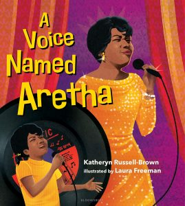 A Voice Named Aretha cover