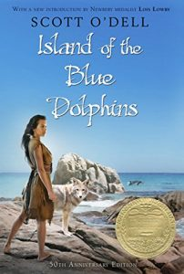 Island of the Blue Dolphin cover