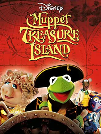 Cover image for Muppet Treasure Island