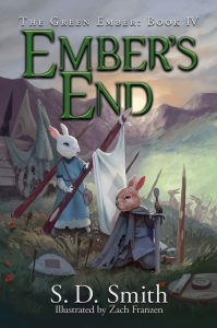 Ember's End Cover Image