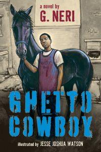 Cover image of Ghetto Cowboy