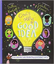 God's Very Good Idea cover image