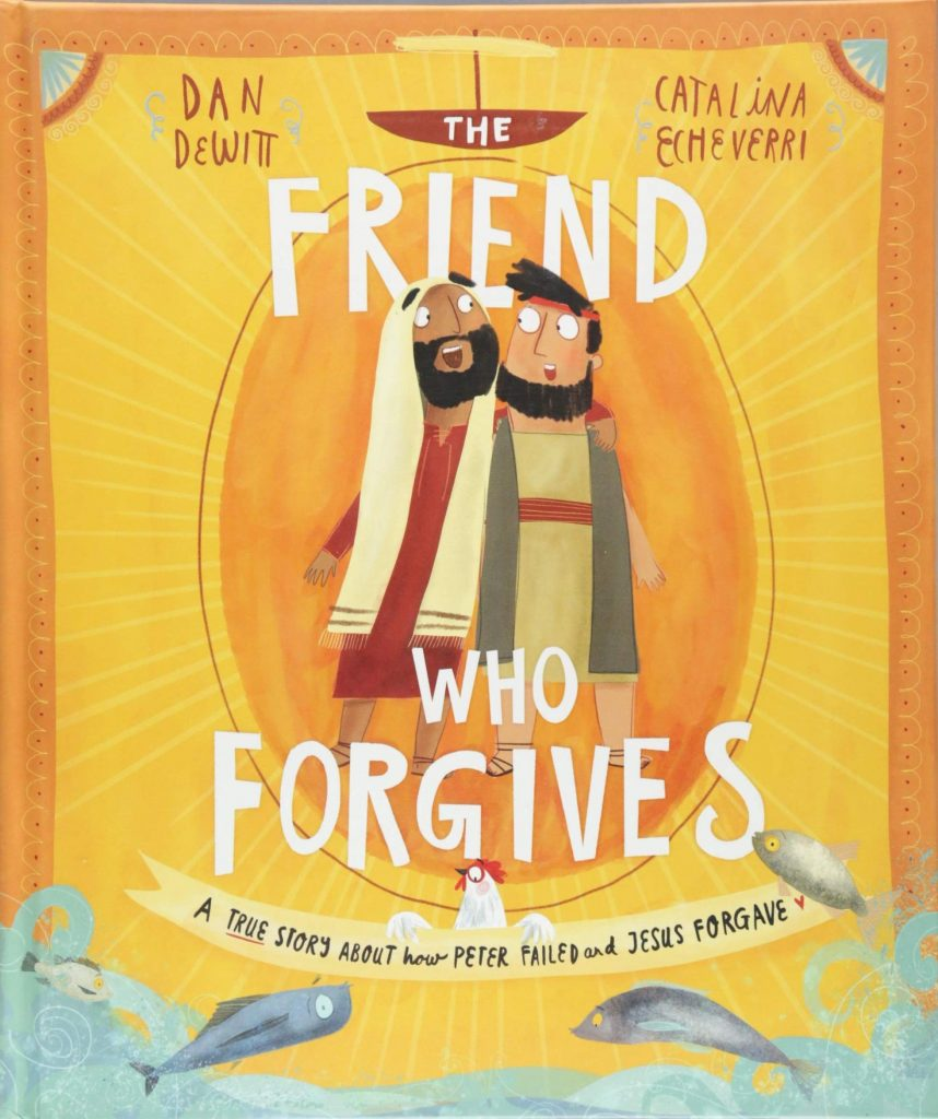cover image for The Friend Who Forgives