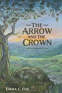 Cover image of The Arrow and the Crown