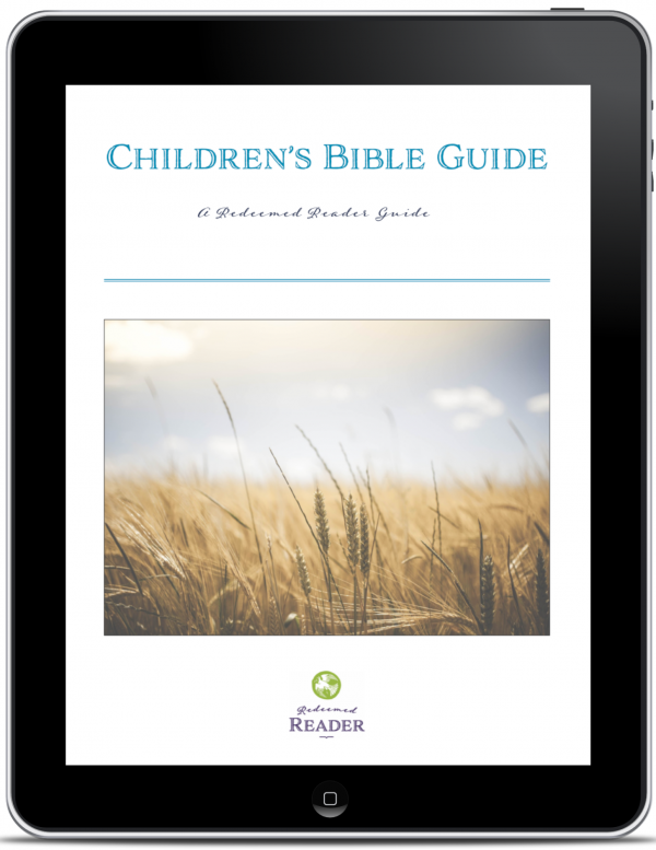 Children's Bible Guide Cover