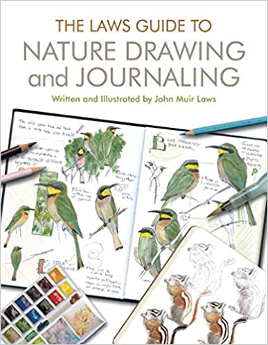 cover for Laws Guide to Nature Drawing and Journaling
