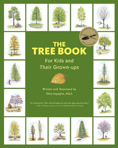 cover of tree book for kids