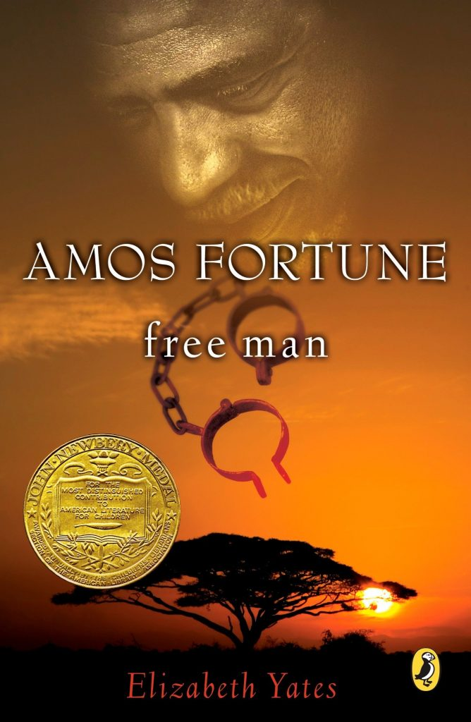 cover of Amos Fortune Free Man