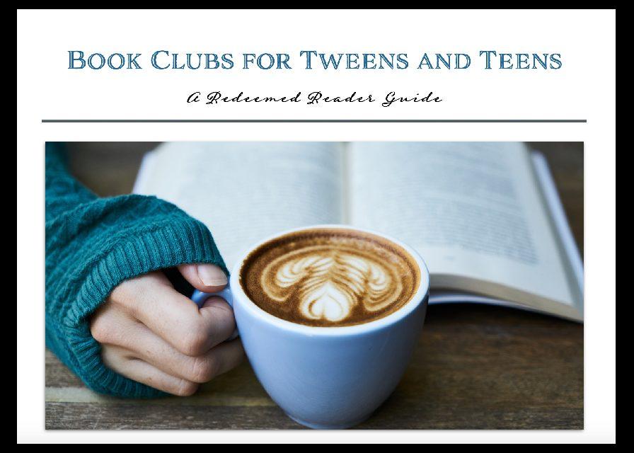Teen Book Club Guide