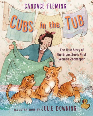 Cubs in the Tub by Candace Fleming