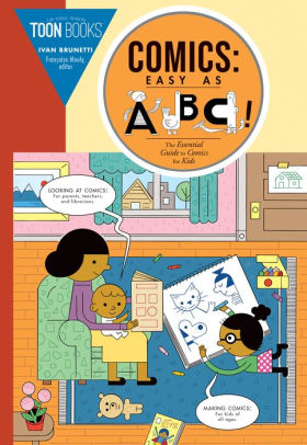 Comics: Easy as ABC! by Ivan Brunetti