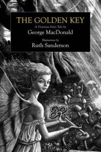 cover of Ruth Sanderson The Golden Key