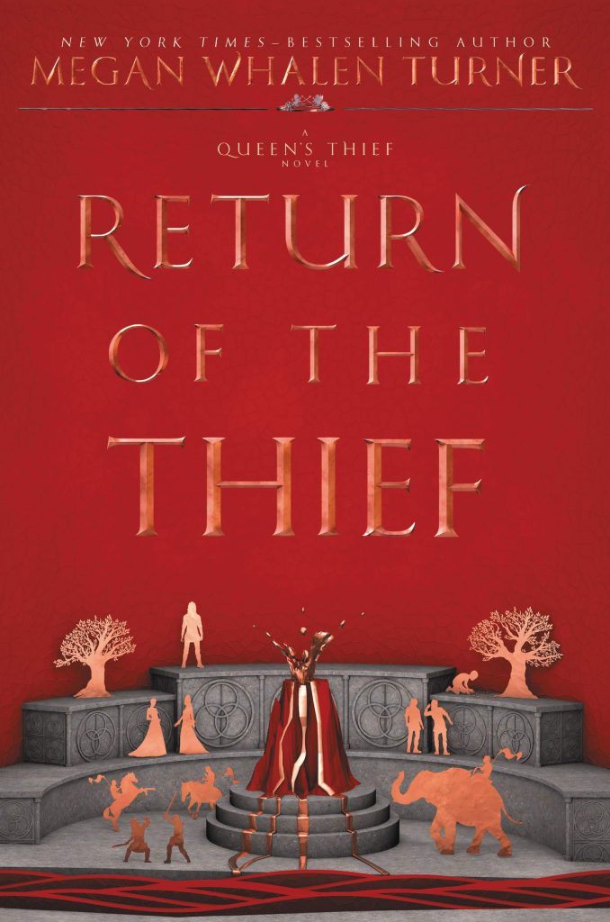 cover of Return of the Thief