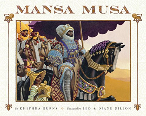 cover of Mansa Musa