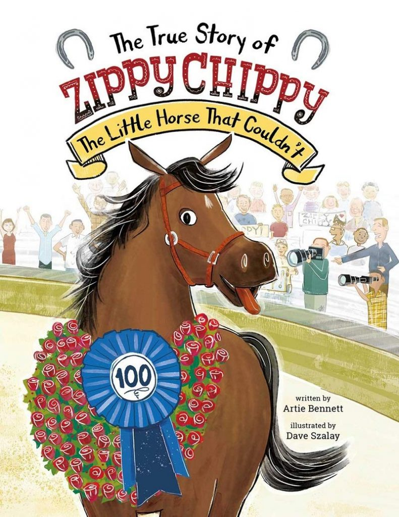 cover image of zippy chippy