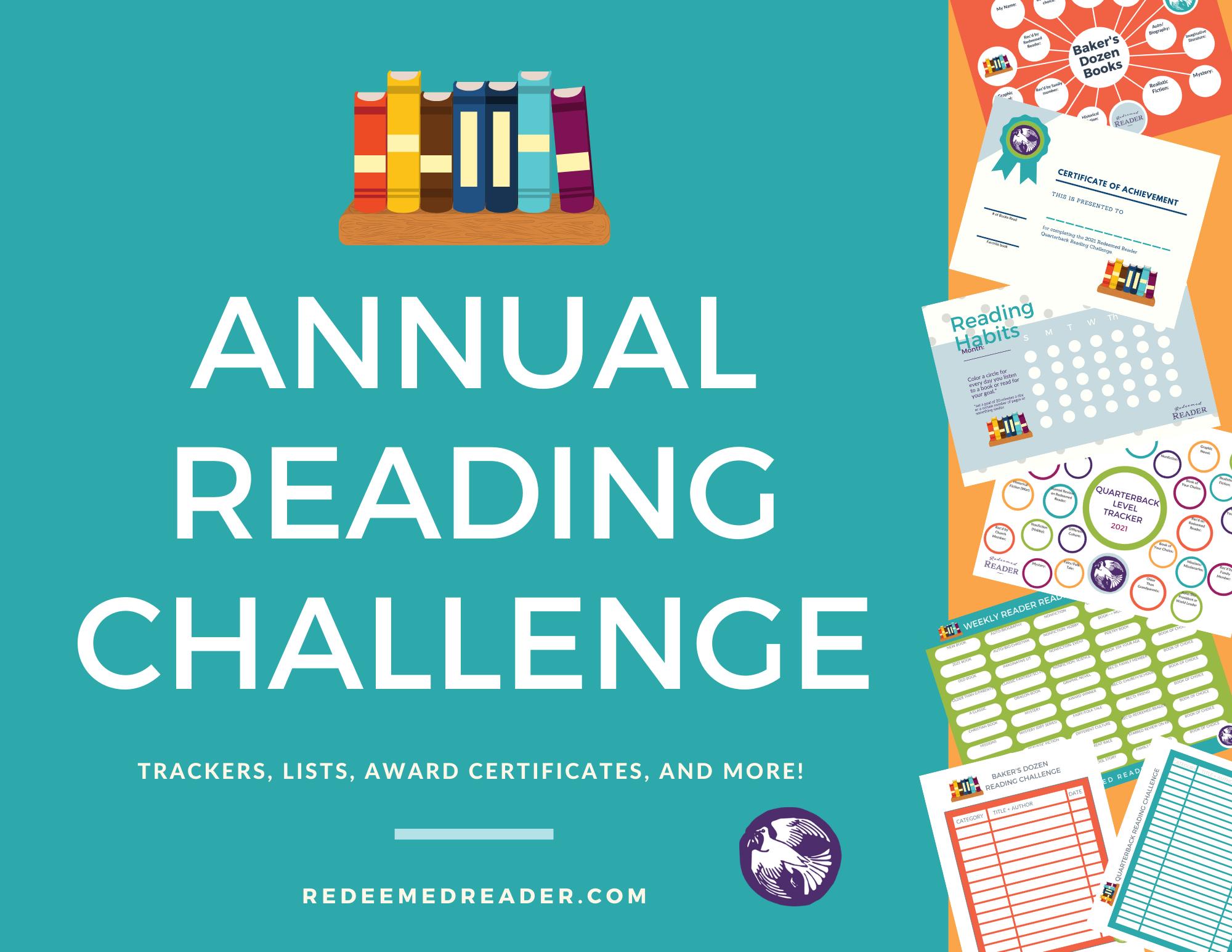 Reading Challenge Upsell