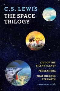 cover of space trilogy
