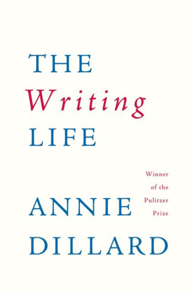 cover of The Writing Life