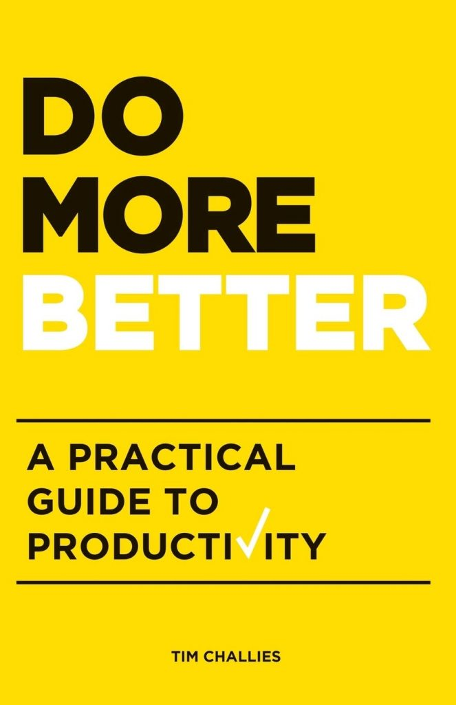 cover of Do More Better