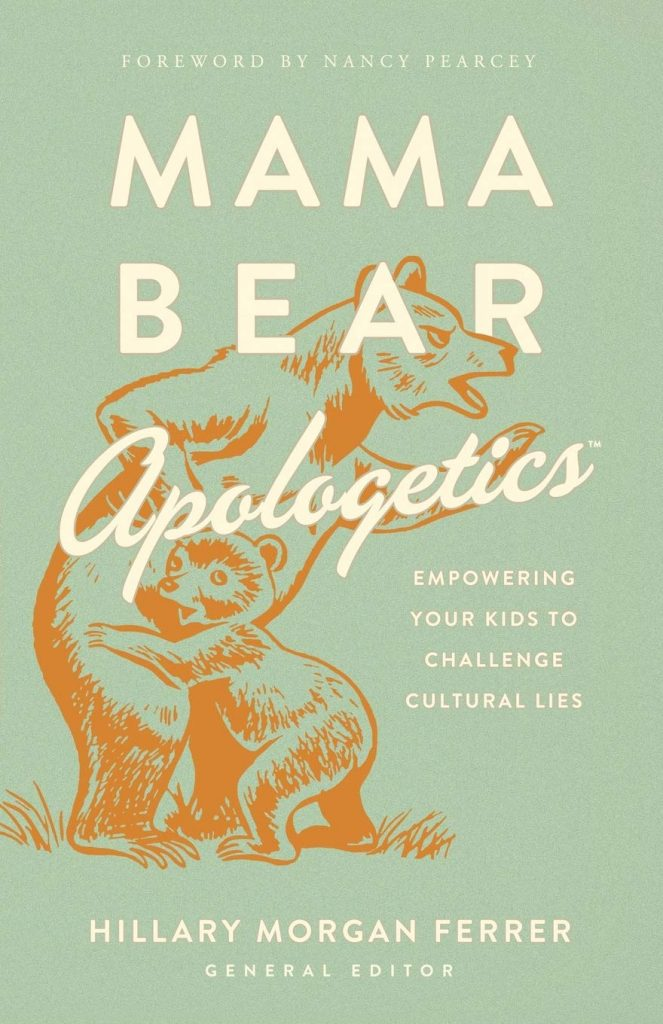 cover of mama bear apologetics